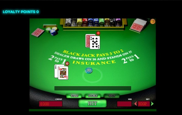 Lowest blackjack tables vegas