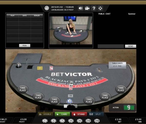 betvictor-2-blackjack
